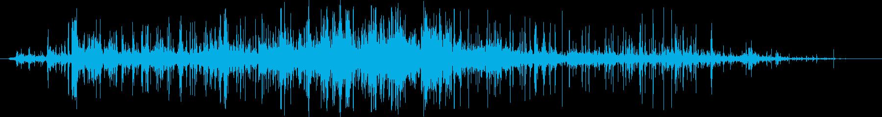 ロックヒル:ヘビーロックスフォーリ...の再生済みの波形