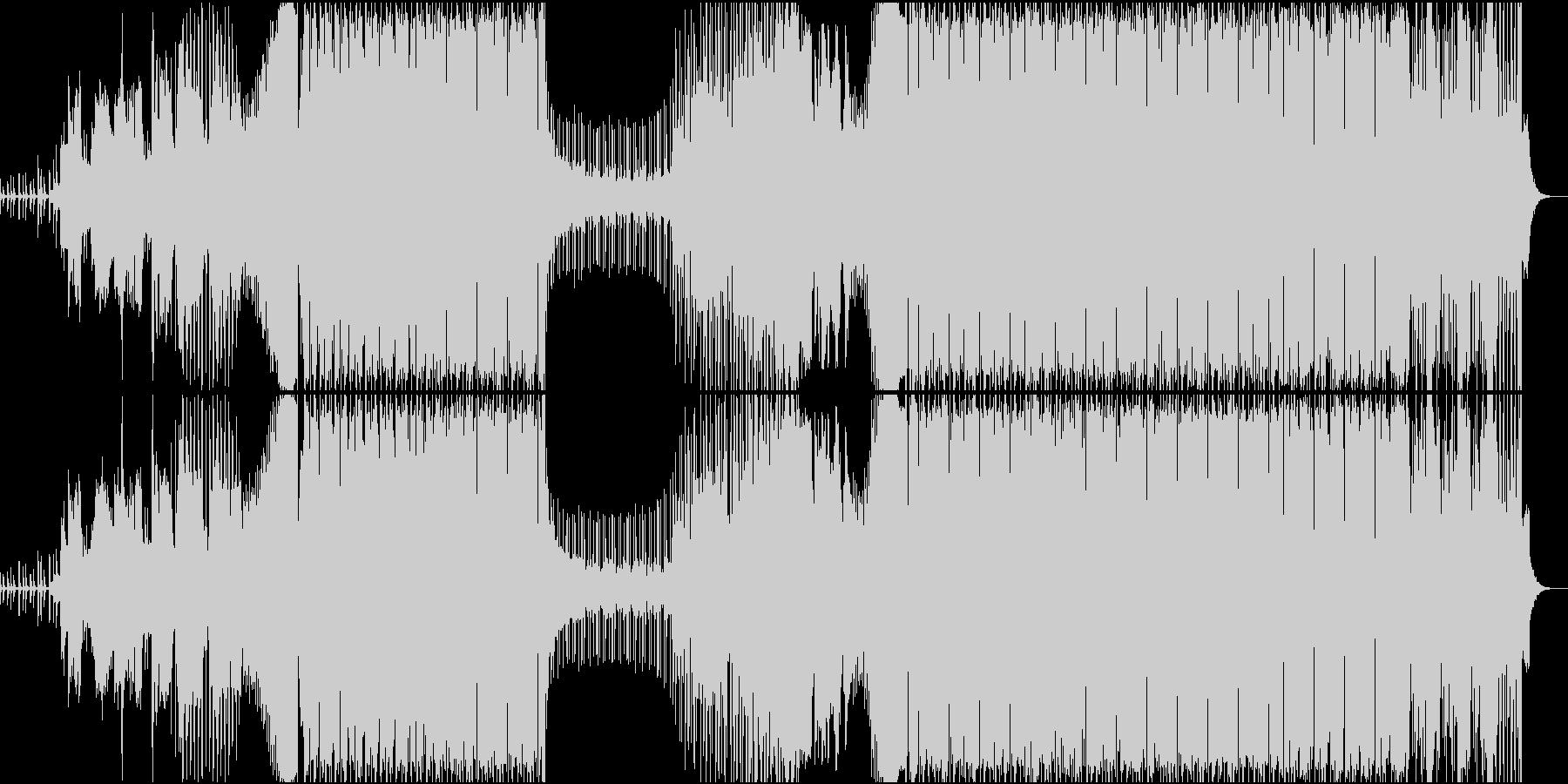dubstep系・激しめ・エモーショナルの未再生の波形