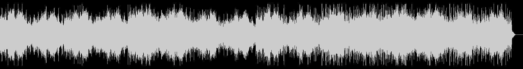 陰鬱なアンビエントテクスチャIDMの未再生の波形