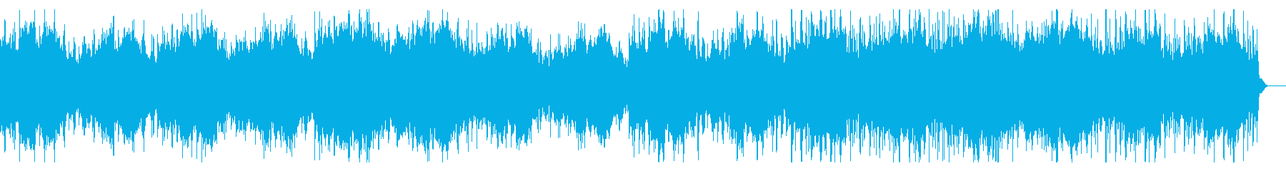 陰鬱なアンビエントテクスチャIDMの再生済みの波形