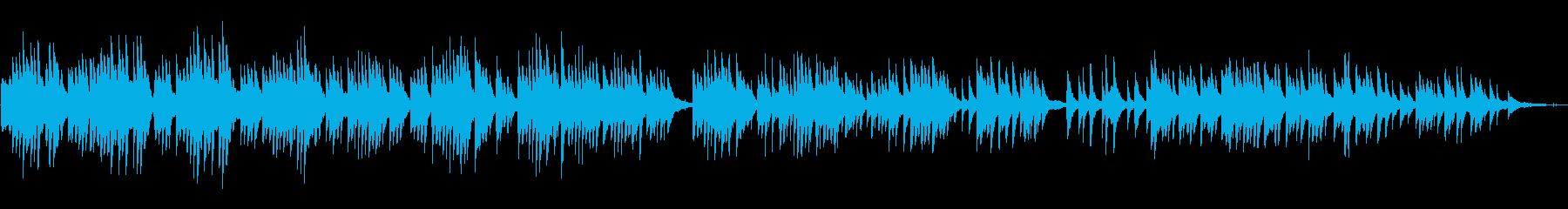 カフェ・ヨガ・風景 lo-fiピアノソロの再生済みの波形