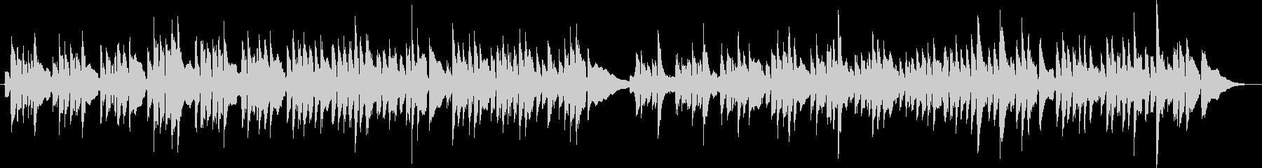 ヴィヴァルディ 春 アコギ クラシックの未再生の波形