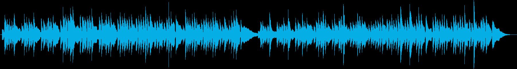 ヴィヴァルディ 春 アコギ クラシックの再生済みの波形