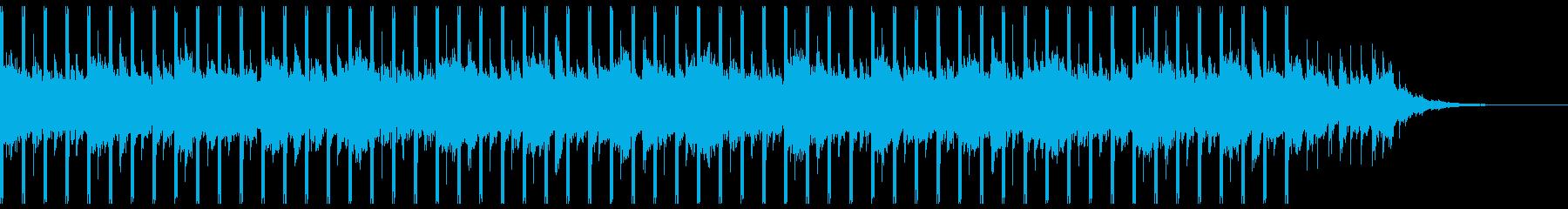 コマーシャル(ショート2)の再生済みの波形