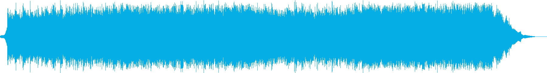 爽やか 疾走感 企業VP コーポレートの再生済みの波形