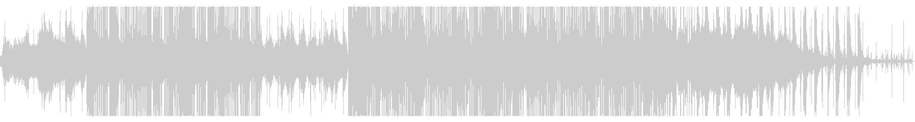 企業VP いやし・チル 223の未再生の波形
