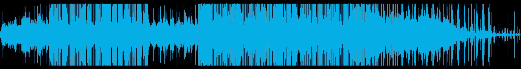企業VP いやし・チル 223の再生済みの波形