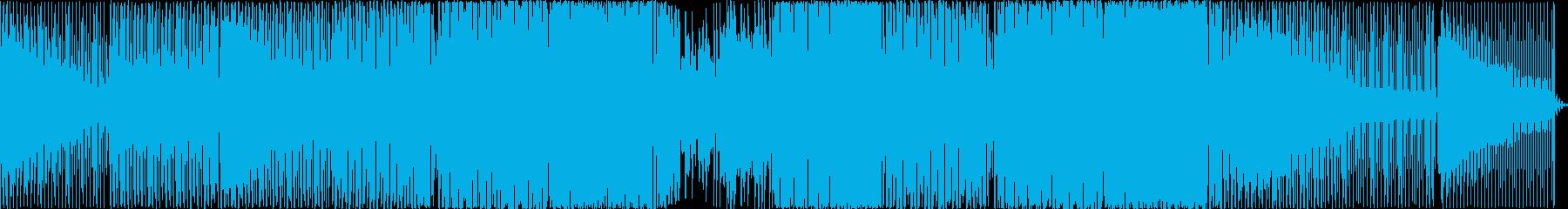 エドムとプログレッシブ。の再生済みの波形