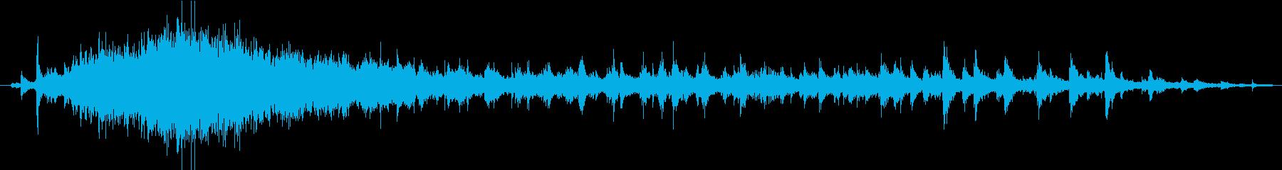 群集 アプローズスモールオーディエ...の再生済みの波形