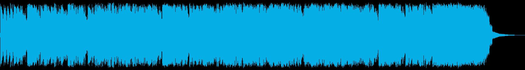 コーナータイトル_東京Jロック30秒の再生済みの波形