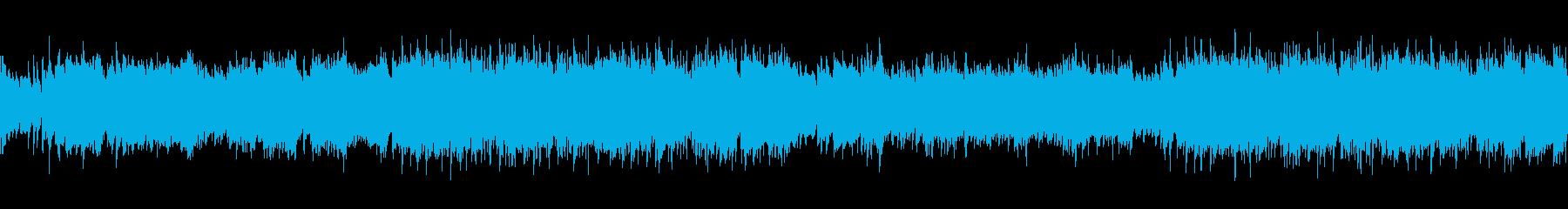 ループ・情熱的な異国の美女・フラメンコの再生済みの波形