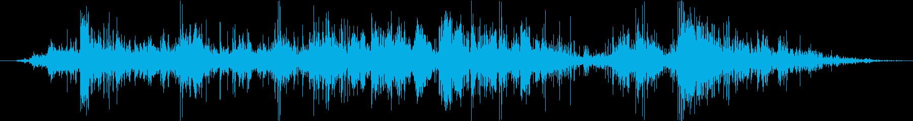 アイスゴーレム 中圧03の再生済みの波形