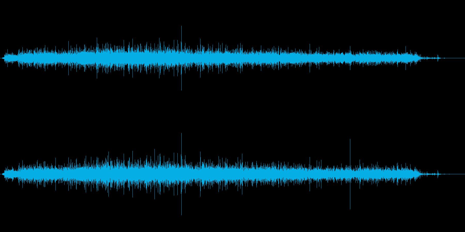 水 タップフローミディアムロング03の再生済みの波形