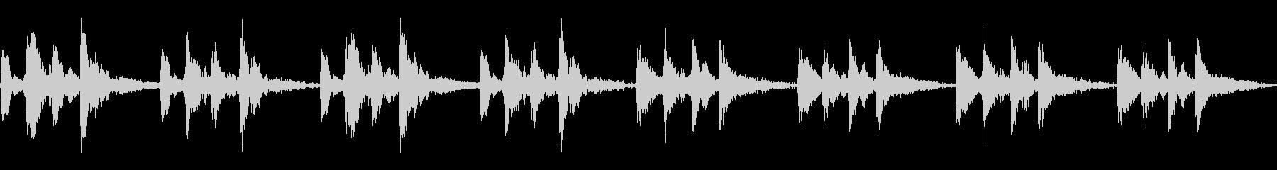 弦楽音 CM RPG  上品 ループ素材の未再生の波形