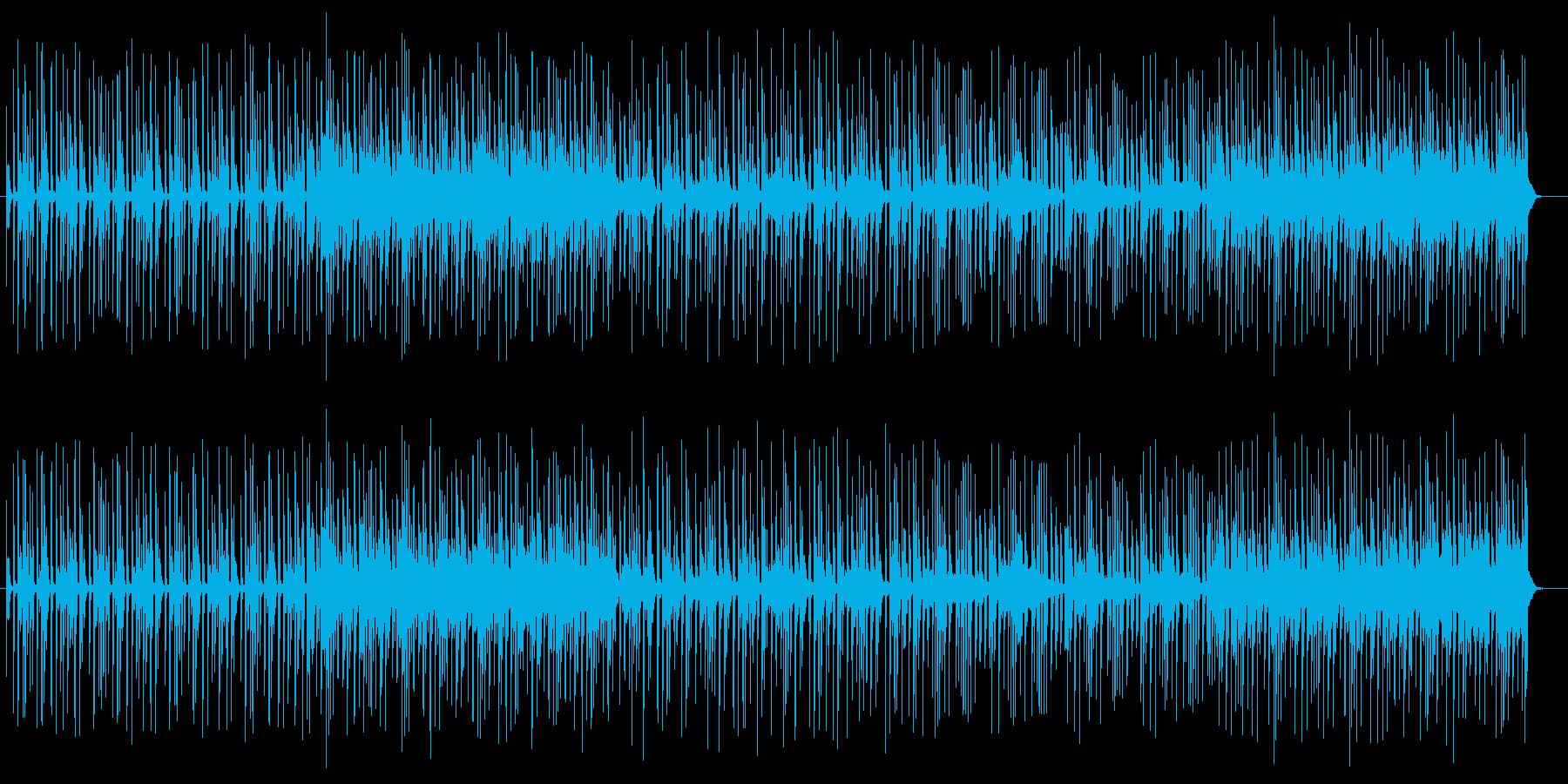 近未来的なエレクトロポップサウンドの再生済みの波形
