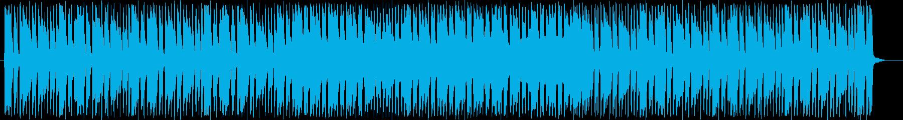 ほのぼの癒し系アコギポップ/かわいい系の再生済みの波形