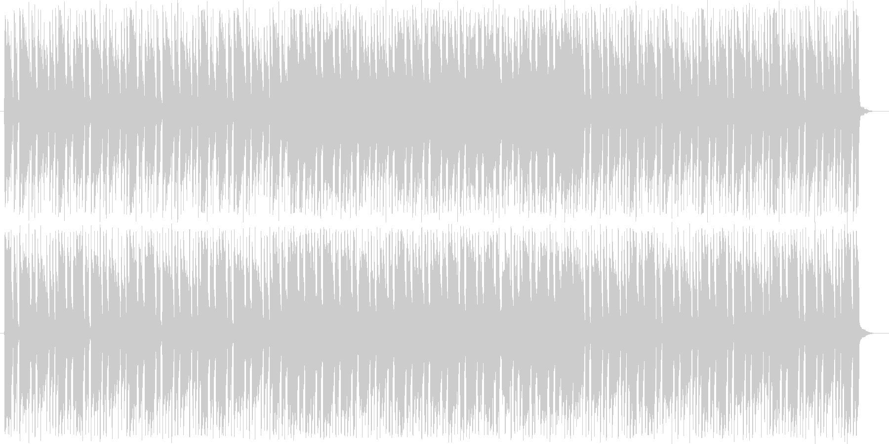 ほのぼの癒し系アコギポップ/かわいい系の未再生の波形