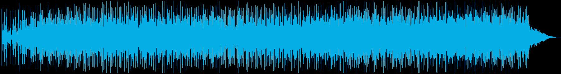 ポップ ロック ドラマチック ピア...の再生済みの波形