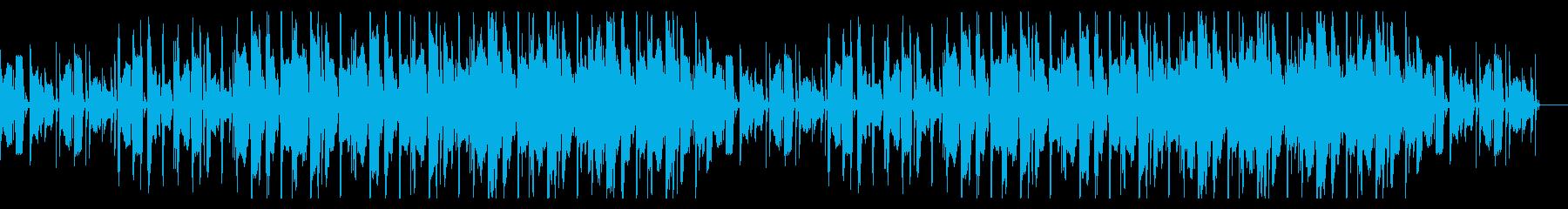 サウンドロゴ、CM,映像制作向けR&Bの再生済みの波形