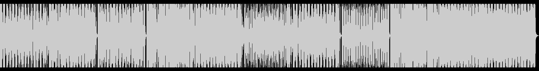 マイナーな雰囲気のロック_No390の未再生の波形