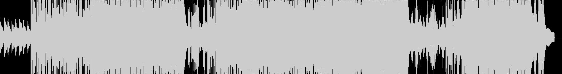 シンプルなバラード(英語)の未再生の波形