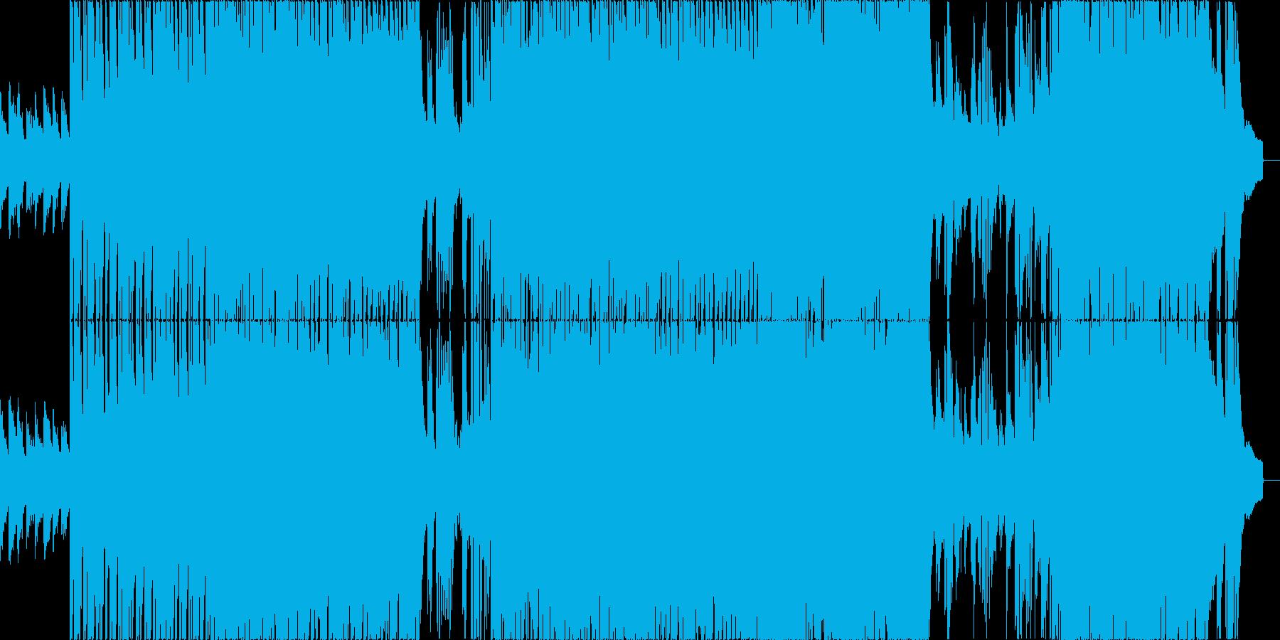 シンプルなバラード(英語)の再生済みの波形