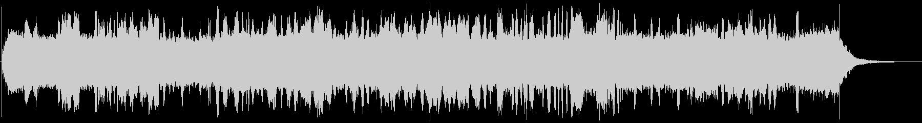 小型電動リーフブロワー:スタート、...の未再生の波形