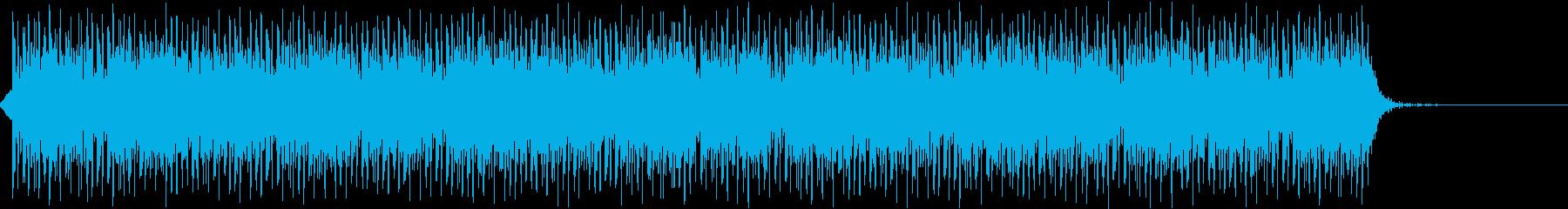 ミッション・作戦・ドッキリ・サイバーの再生済みの波形