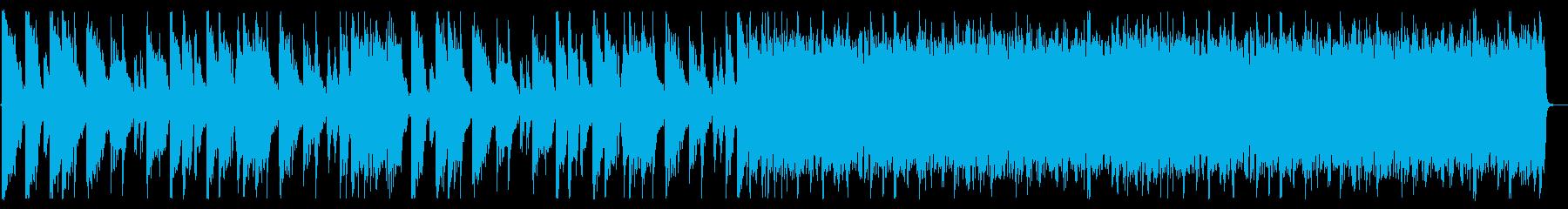 重厚/シンプル/ロック_No600_2の再生済みの波形