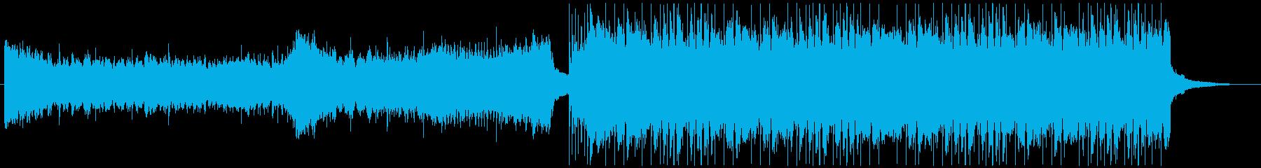 Colour Bass / insertの再生済みの波形