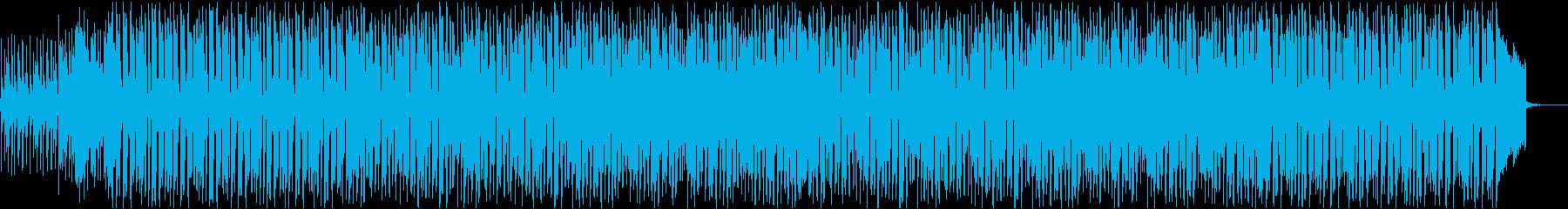 オバケ・こわい・コミカル・ジャズの再生済みの波形