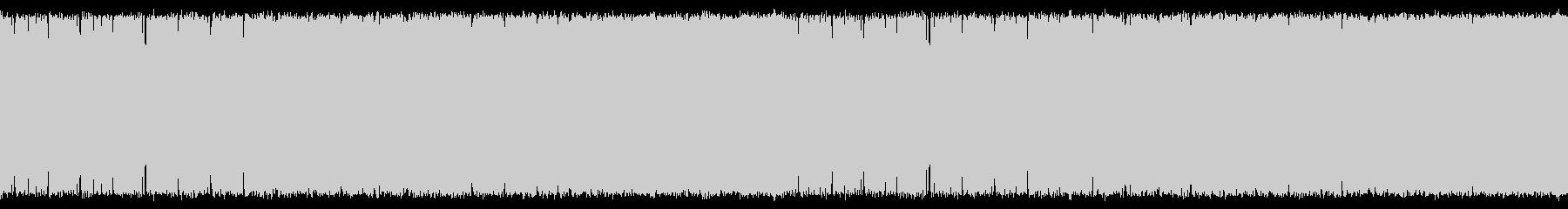 ドープさのある地下・火炎系ダンジョン系…の未再生の波形