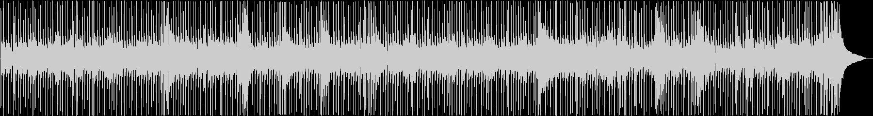 【ベースとドラムだけ】疾走感ポップロックの未再生の波形