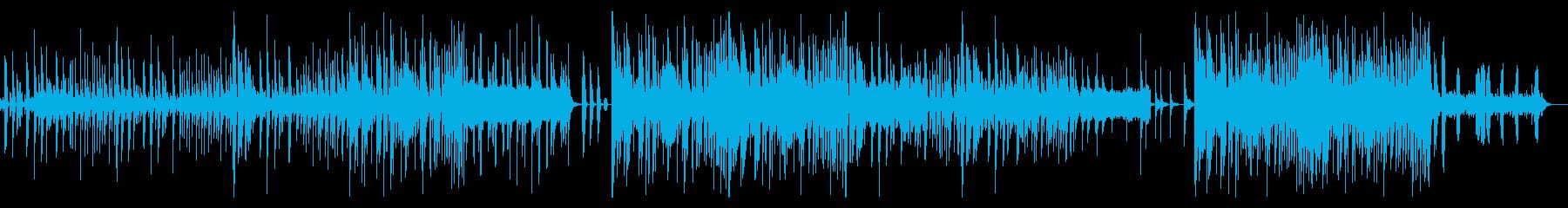 うきうき_ワクワクの再生済みの波形