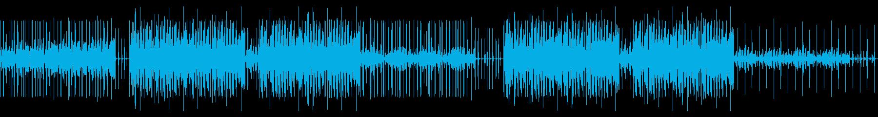 企業VP いやし・チル 9 ループの再生済みの波形