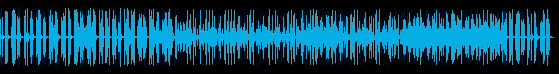 オリエンタルタッチのダイナミックで...の再生済みの波形