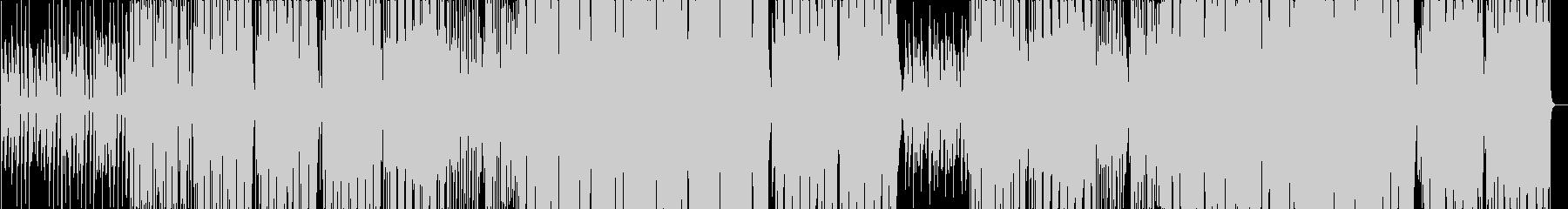 南国チルミュージックの未再生の波形