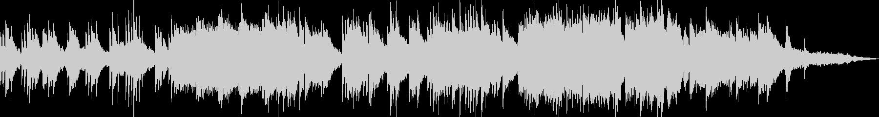 【ピアノソロ】バラード・ピアノ・透明感の未再生の波形