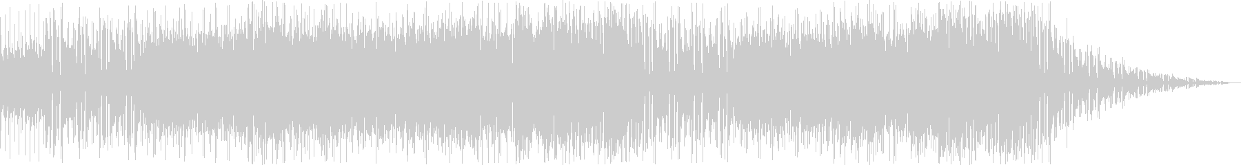 Pop and friendly information songs's unreproduced waveform