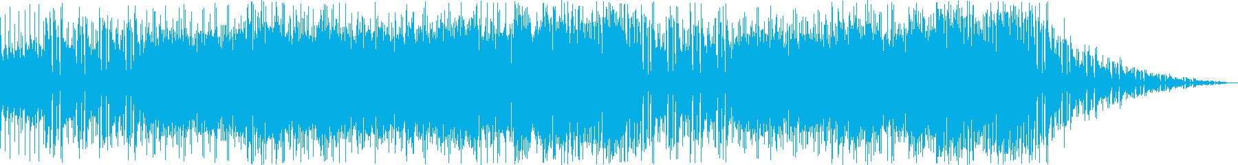 Pop and friendly information songs's reproduced waveform