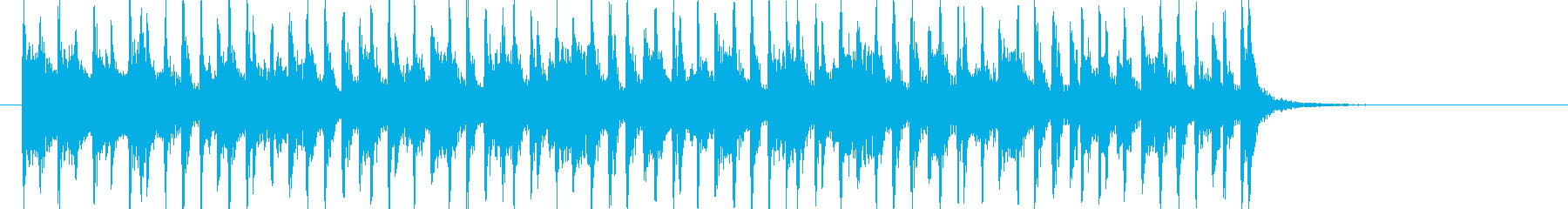 Exciting bright pop's reproduced waveform