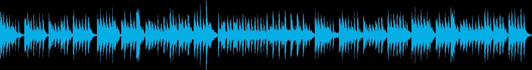 Cartoon ストリングス 木琴...の再生済みの波形