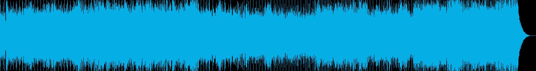 アップテンポのハードな曲です。バトルシ…の再生済みの波形