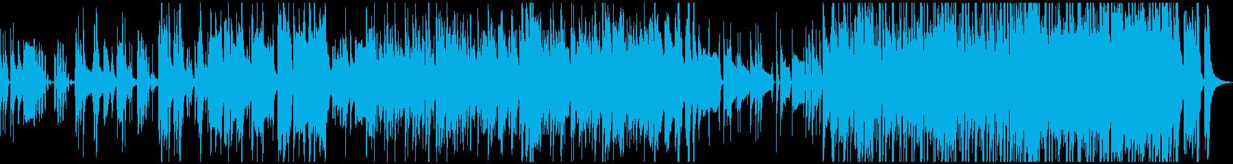 オーケストラ楽器卑劣でいたずら好き...の再生済みの波形