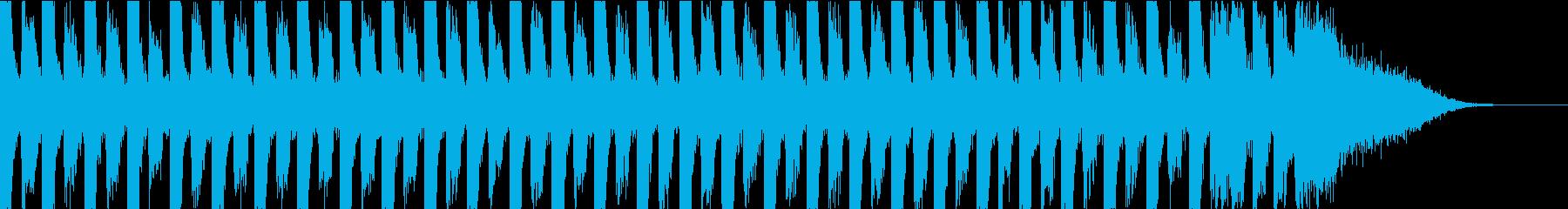 EDM・東京五輪・開幕・オリンピックcの再生済みの波形