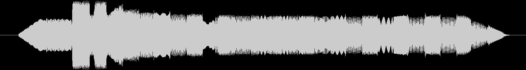 FX Telegraphic Sy...の未再生の波形