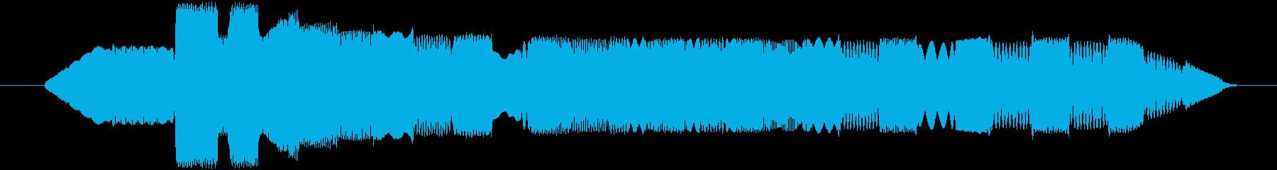 FX Telegraphic Sy...の再生済みの波形