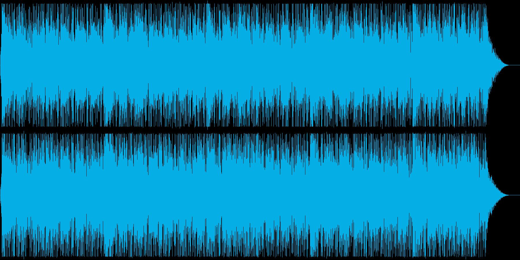 ドラマチックなストリングス、ダイナ...の再生済みの波形