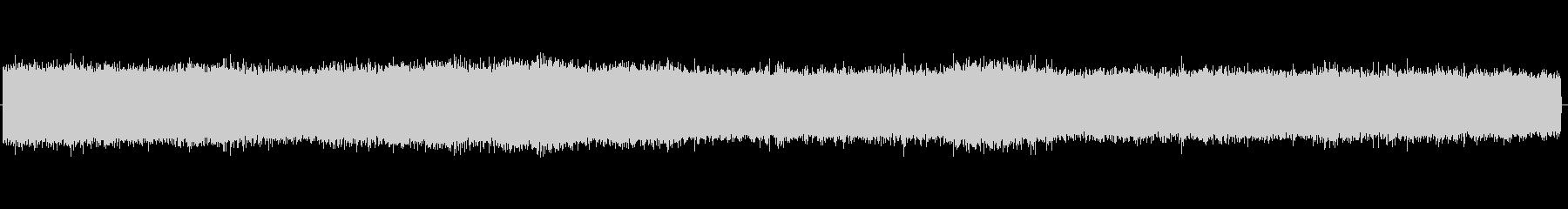 セミの鳴き声 03の未再生の波形