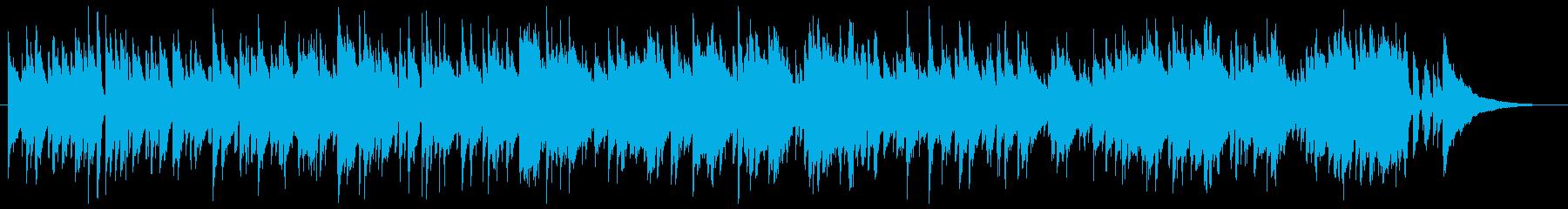 ラテン ジャズ 室内楽 バサノバ ...の再生済みの波形